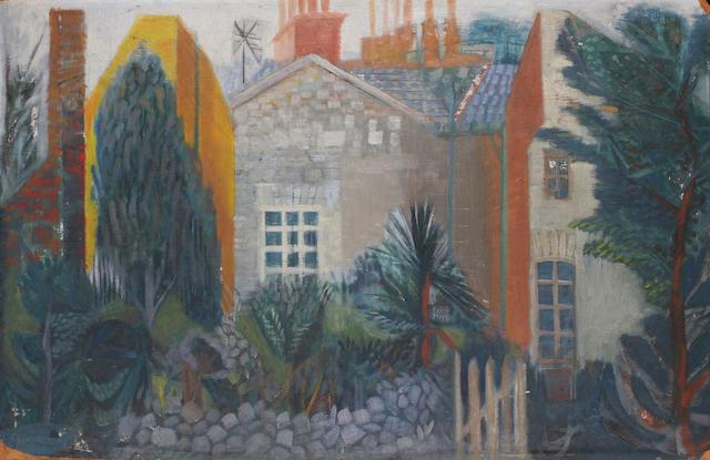 "Humphrey Spender (1910-2005) British ""Country House"","