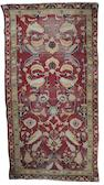 An Agra rug North India, 235cm x 125cm