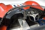 The Ex-Maserati France, Jo Siffert/Jochen Neerpasch, Le Mans ,1965 Maserati Tipo 65 Sports-Racing Prototype  65.002