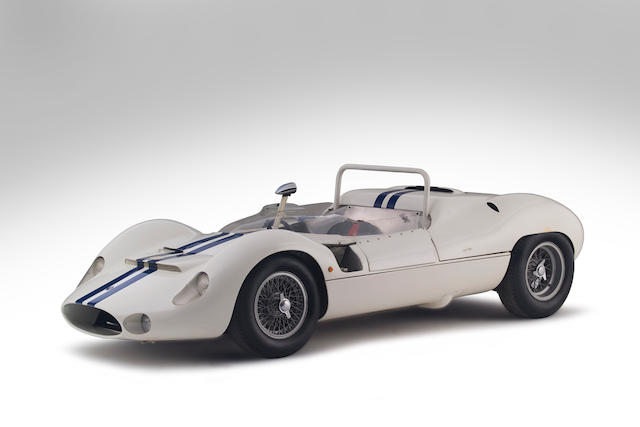 The Ex-Walt Hansgen/Augie Pabst and Bruce McLaren ,1961 Maserati Maserati Tipo 63 Sports Racing-Prototype  63.010