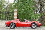 Single family ownership from new,1972 Ferrari Dino 246GTS Spyder 03902