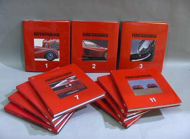 Ferrarissima; Volumes 1 to 25,
