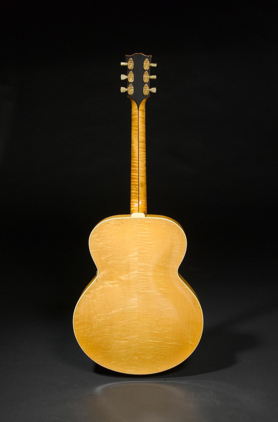 A L-5 Gibson carved-top Guitar circa 1940