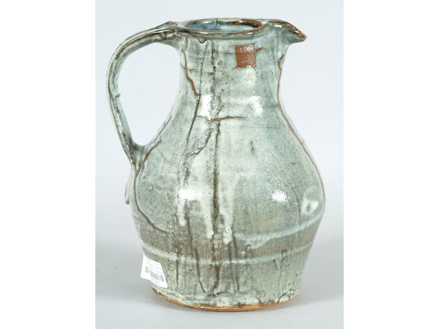 William Marshall a Jug Height 25.5cm (10in.)