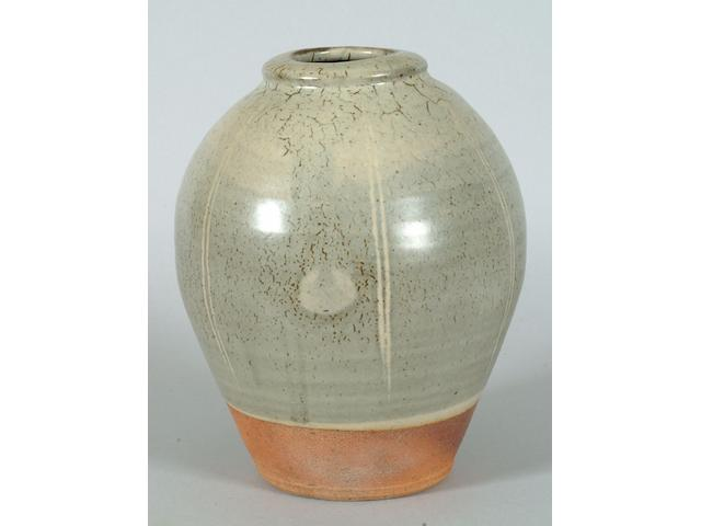 Bernard Leach  a Vase Height 21.5cm. (8 1/2in.)