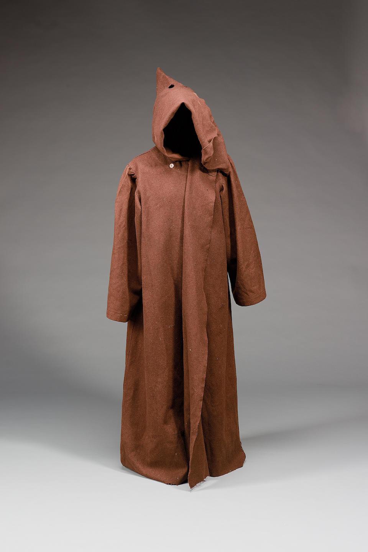 Obi Wan Kenobi's cloak, from Star Wars, 1977, as worn by Alec Guiness,