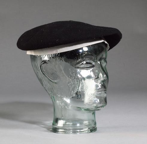 Benny Hill A beret,