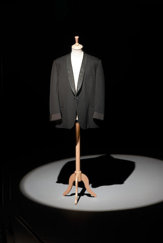 A Dinner Jacket worn by Sean Connery in Thunderball