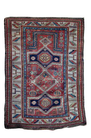 A Shirvan rug, East Caucasus 134 x 99cm