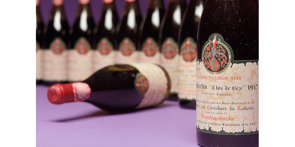 Chambertin Clos de Beze 1947 (1 magnum) (11 bottles)