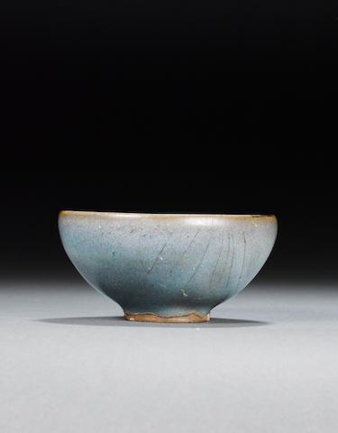 A Junyao bubble bowl Northern Song/Jin Dynasty