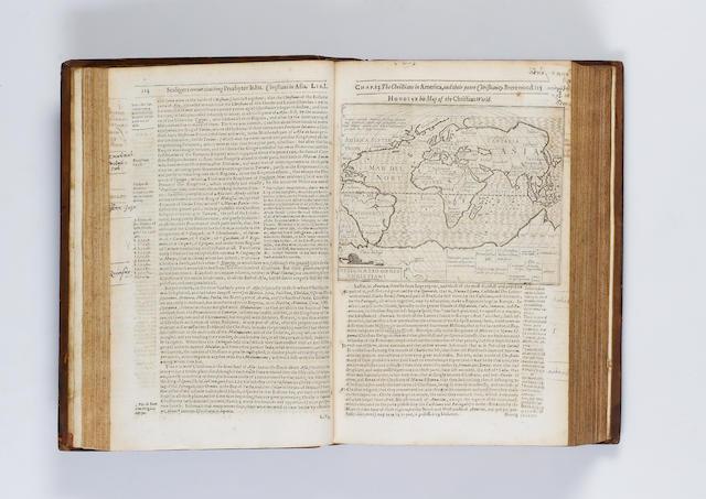 PURCHAS (SAMUEL) Purchas his Pilgrimes. In five books, 5 vol.