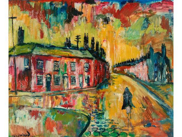 James Lawrence Isherwood (British, 1917-1988) 50 x 61 cm