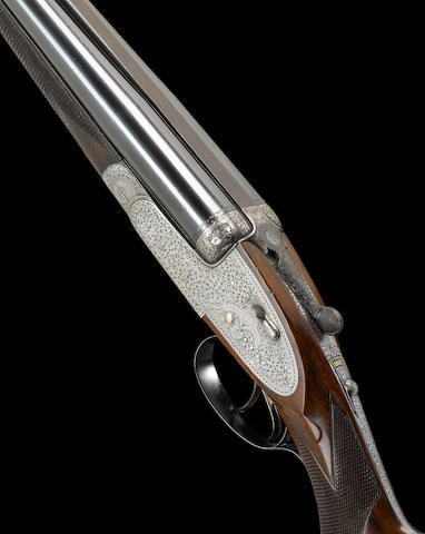 A fine .500/.465 (3¼in) 'Royal' sidelock ejector rifle by Holland & Holland, no. 28258