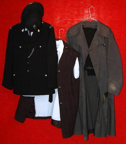 Nick Berry and Jason Durr from the television series Heartbeat, 1991-2007 Two costumes including PC Uniforms,