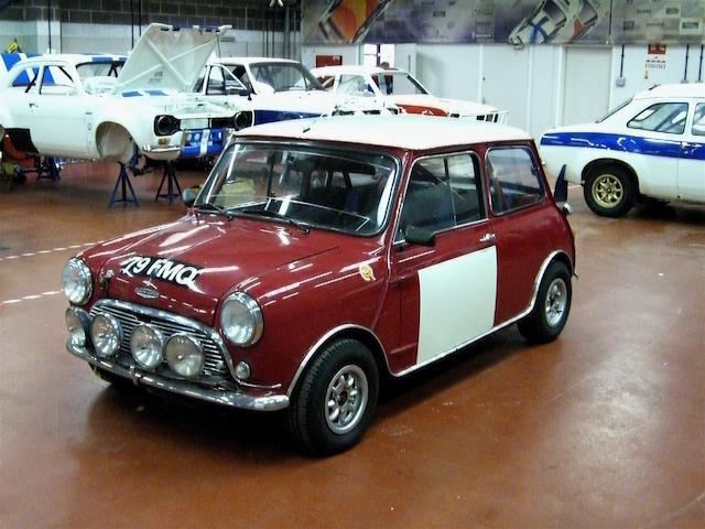 1964 Austin Mini Cooper S,