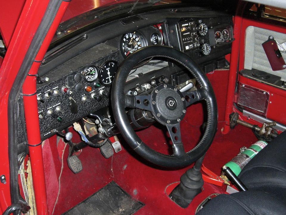 Bonhams : 1964 Austin Mini Cooper S 'Paddy Hopkirk Replica