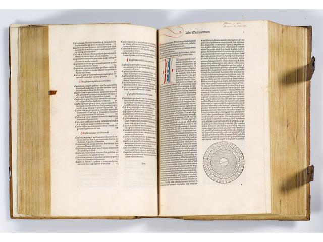 ALBERTUS MAGNUS Commentum in libros Physicorum Aristotelis