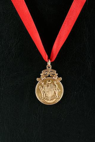 F.A. Cup Final Winners' medal, 1920