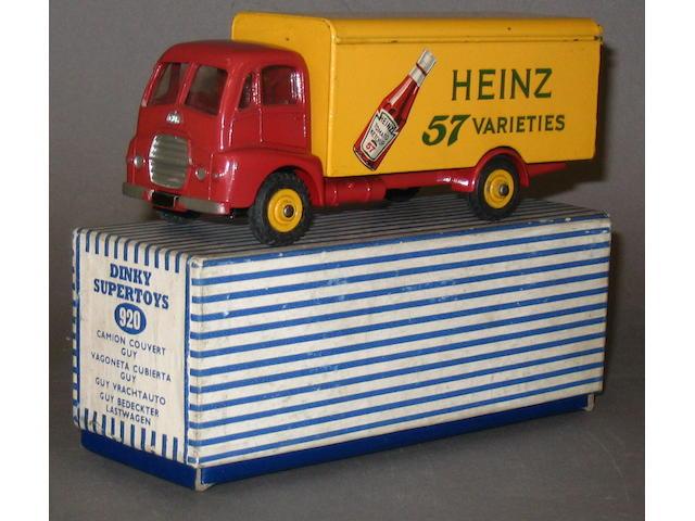 Dinky 920 Guy Warrior van Heinz,