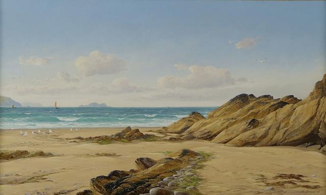 David James (British, active circa 1883-1897)