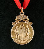 F.A. Cup Final Winners' medal, 1920