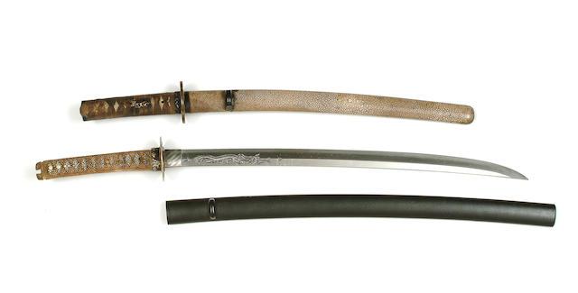 A Wakizashi