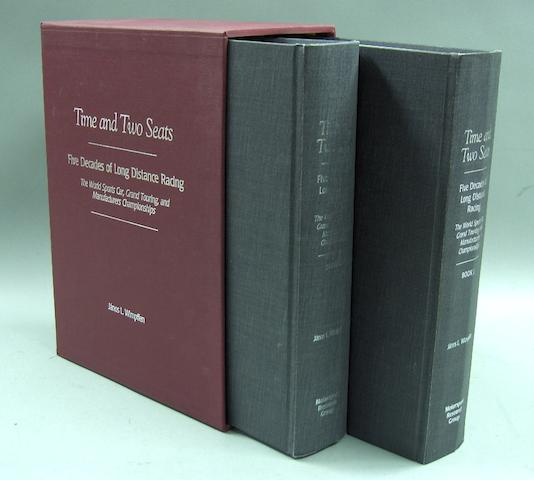 Janos L Wimpffen: Time and Two Seats - Five Decades of Long Distance Racing; Volumes I and II,