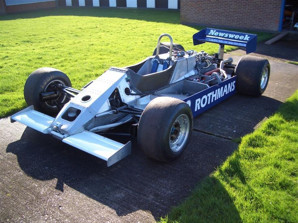 The Ex-Jochen Mass, Raul Boesel, Rupert Keegan, John Brindley,1982 March-Cosworth 821 Formula 1 Racing Single-Seater  Chassis no. RM11