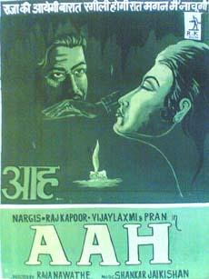 Aah, R.K. Films Ltd., 1953,
