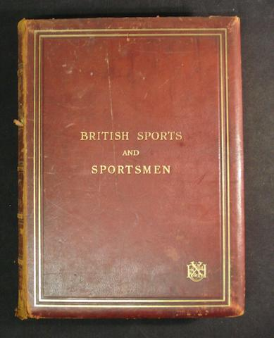British Sports and Sportsmen, circa 1917