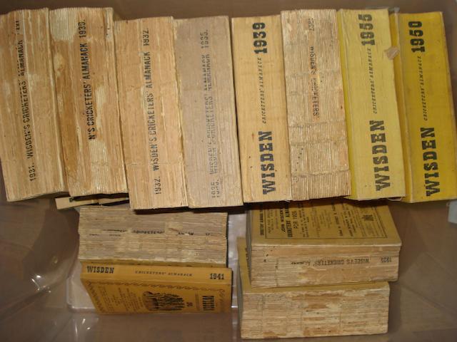 Wisden Cricketers' Almanacks