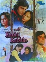 Kabhi Kabhie 1976 Indian Film Poster