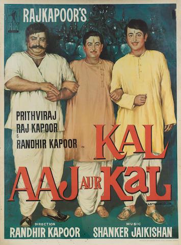 Kal Aaj Aur Kal, R.K. Films Ltd., 1971,