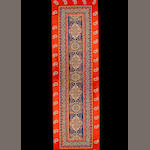 A late Qajar Resht Runner Persia, late 19th/ early 20th Century