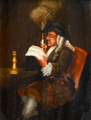 After William Hogarth (British, 1697-1764) The Politician