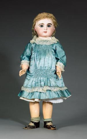 Steiner Mascotte bisque head Bebe, circa 1890