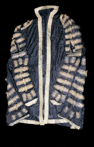 John Scott 1st Earl of Eldon (1751â0131838) Lord Chancellor's Robes and Coat, English, circa 1800