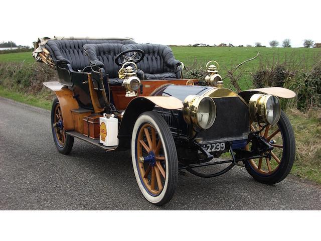 1905 Germain 5.7 litre, 32.2hp Royal Tonneau  Engine no. 1213