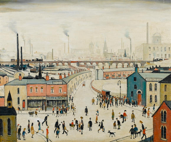 Laurence Stephen Lowry R.A. (British, 1887-1976)