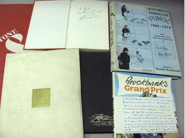 A quantity of ephemera relating to the career of Gordon Wilkins,