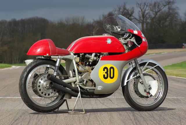 c.1957 MV Agusta 500cc Grand Prix Racing Motorcycle  Frame no. 1104 Engine no. 4