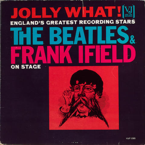 'Jolly What! England's Greatest Recording Stars The Beatles & Frank Ifield On Stage', 1964,