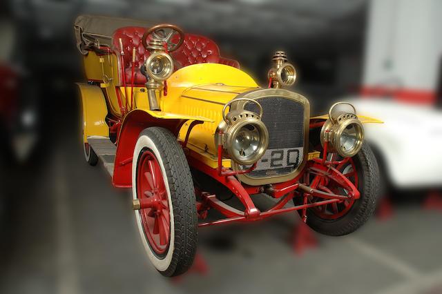 c.1906 Delahaye 10/12 CV Type 28 Roi-des-Belges  Chassis no. 2062