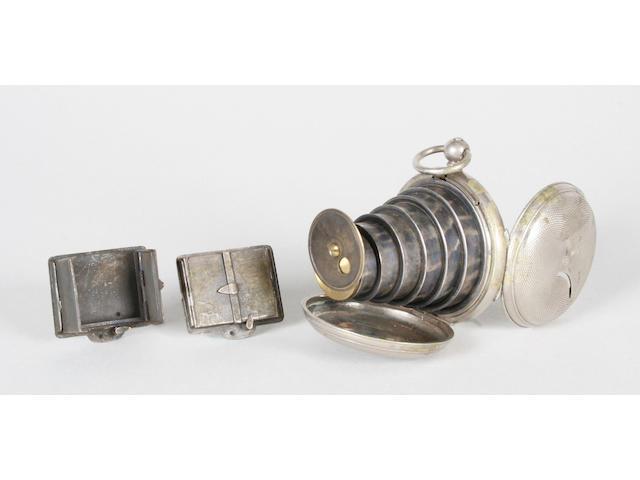 Lancaster Patent Watch Camera: Ladies model