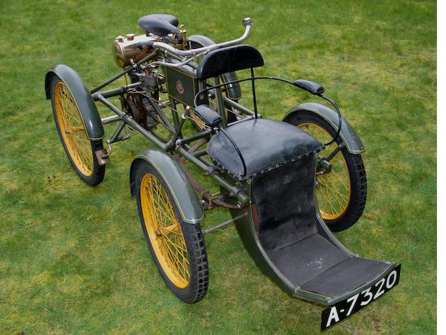 1898 Royal Enfield De Dion,