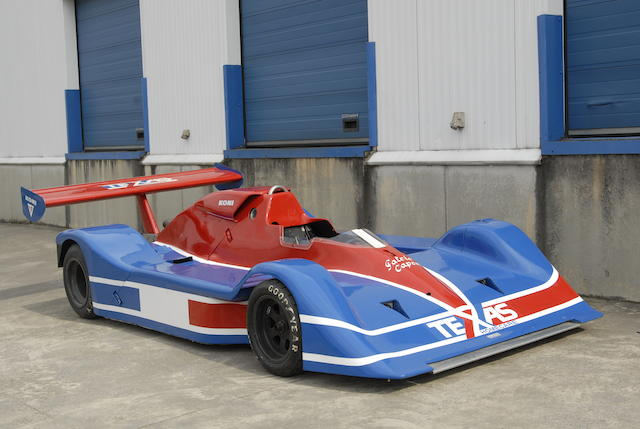 1984 March-Chevrolet 847 CANAM  single-seater  Chassis no. 847/02