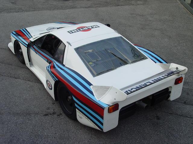 1981 Lancia Montecarlo GPV,