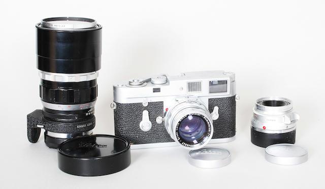 Leica M2 camera