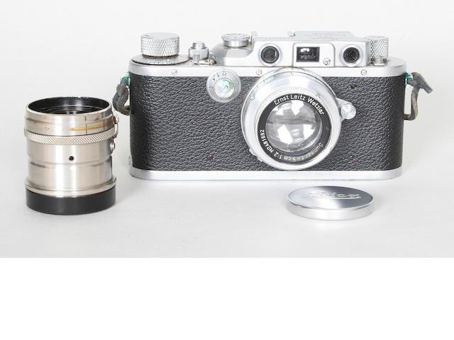 Leica IIIb camera